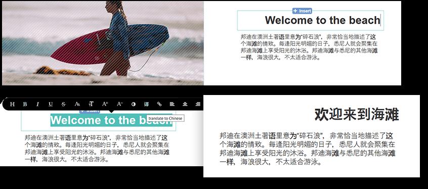 Translation Tool